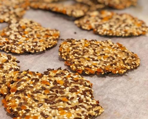 glutenfritt knäckebröd